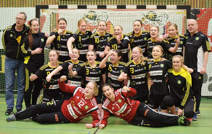 Savehof vidare i champions league