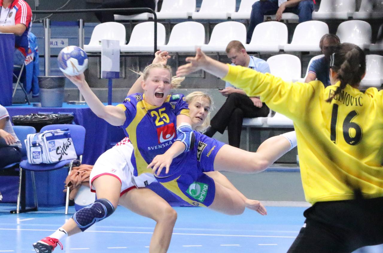 Sverige vann u20 vm