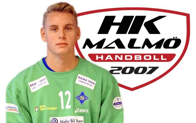 Klart Sæverås Lämnar Hk Malmö För ålborg Handbollskanalen