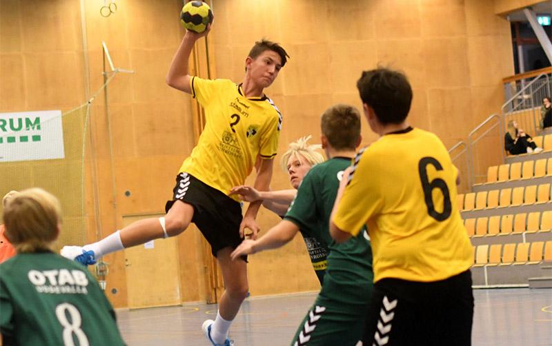 USM  Från AIK till Örebro - 104 lag i P14 - Handbollskanalen 7ed5ca9776f24
