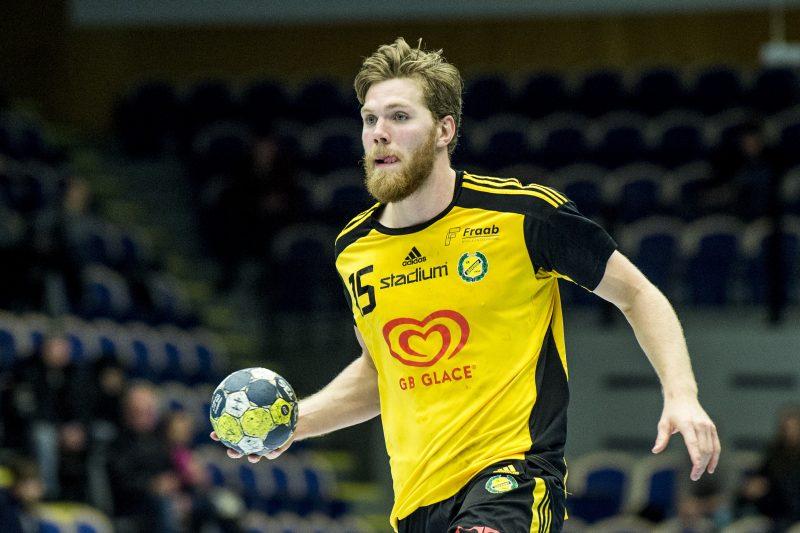 William Bogojevic fixade segern för Sävehof