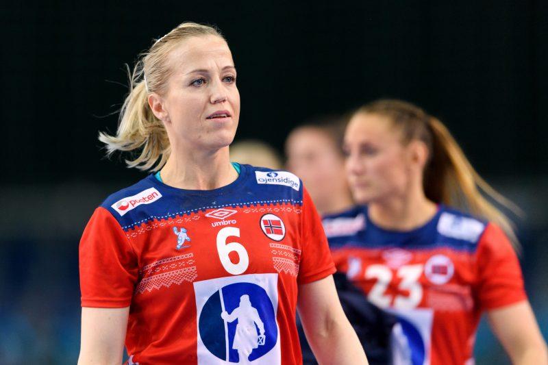 Norge missade bronset