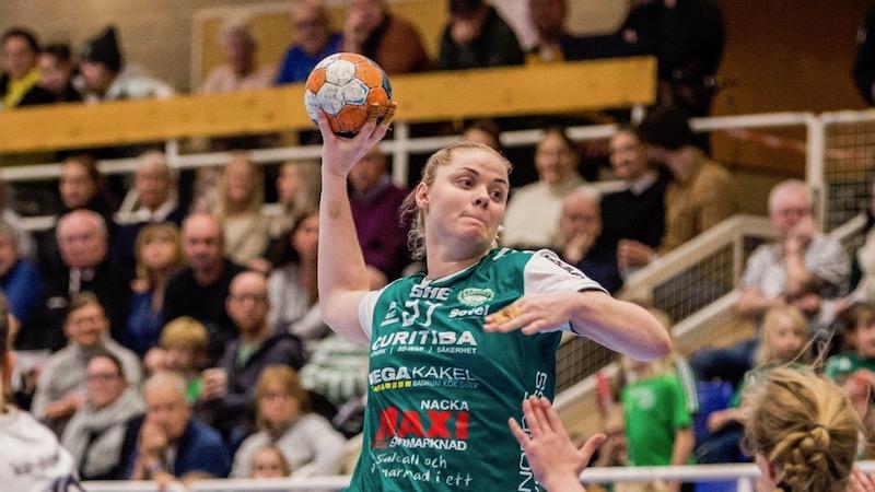 Ulrika Olsson borta från slutspelet