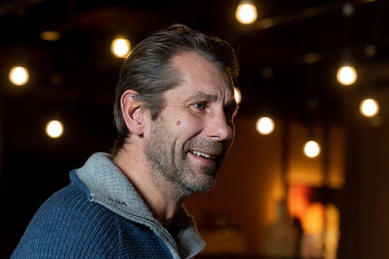 Wislander genomförde Vasaloppet – fyra månader efter stroken