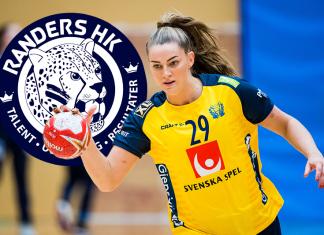 Kristin Thorleifsdottir Randers HK