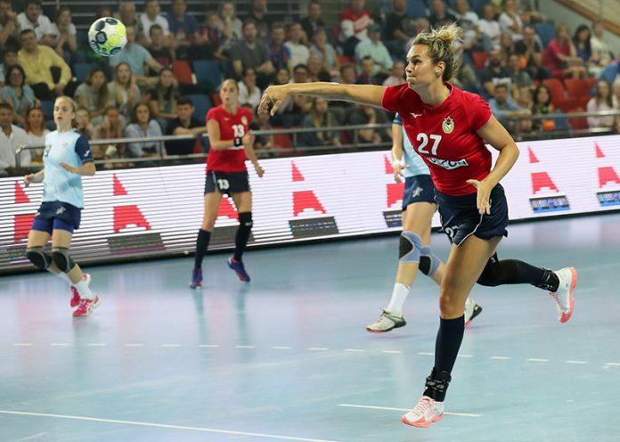 Sabina Jacobsen CSKA Moskva