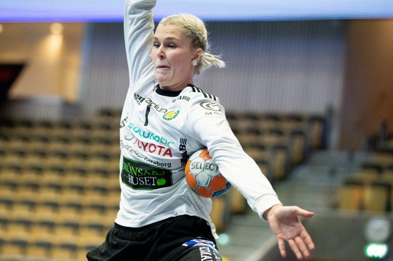 Live: Match fem skillnaden mellan Sävehof och H65 Höör (18:00)