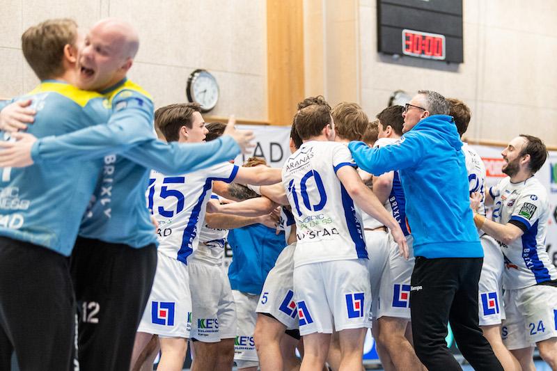 HK Aranäs spelar vidare i Handbollsligan