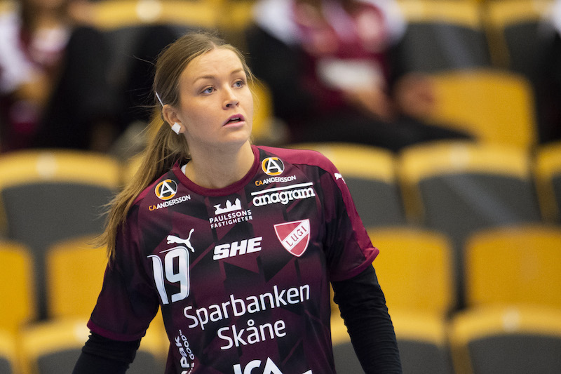 Julia Olsson tillbaka i Ystad
