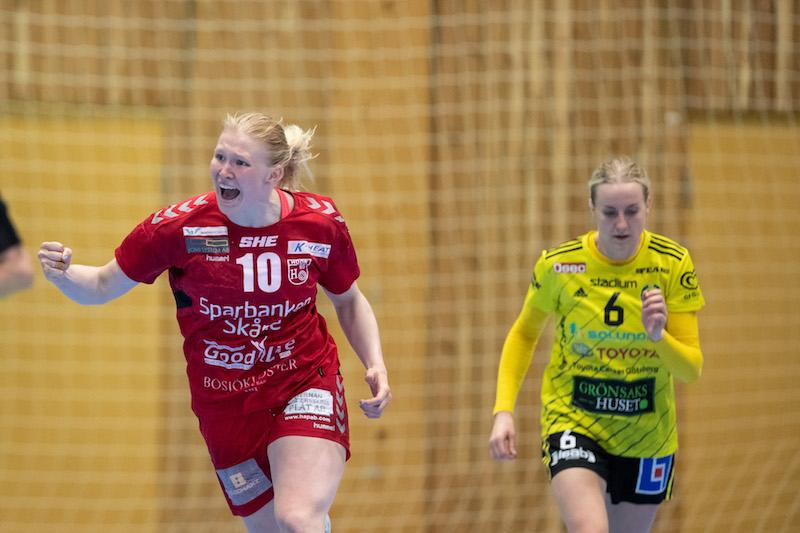 H65 Höör och Sävehof fortsätter semidramat