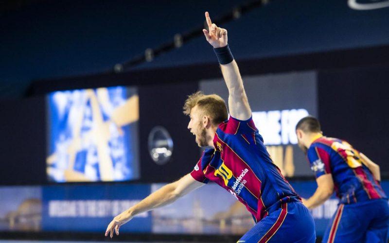 Aalborg utan chans – Barcelona CL-mästare